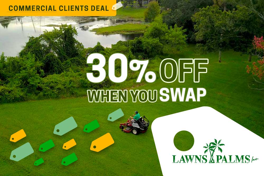 Landscape Maintenance in Seminole, FL | SPECIAL COUPON CODE